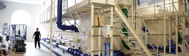 Featured Facility — Egg Harbor City Water Treatment Plant
