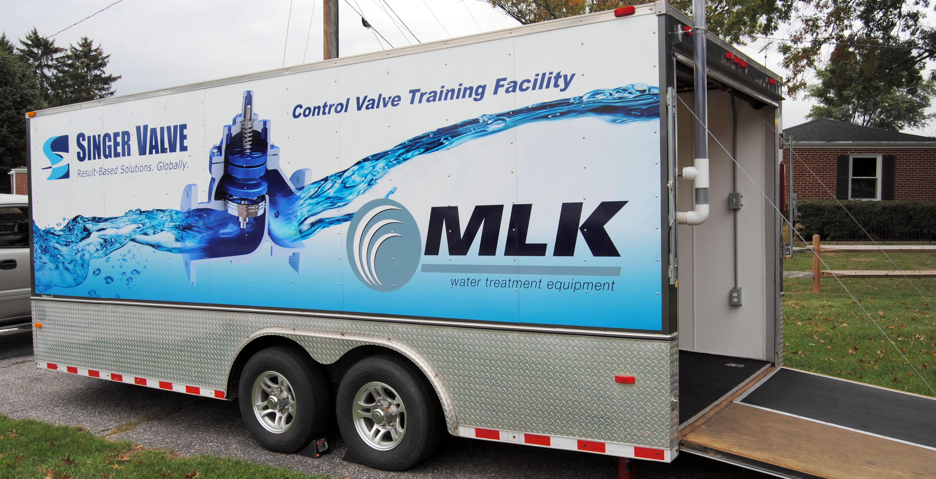 Control Valve Training Facility